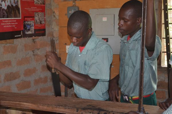 Masindi Centre for the Handicapped -