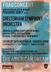 Cheltenham Symphony Orchestra Concert - FOAG Concert